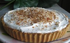 for those who love capital grille's coconut pie... you're welcome