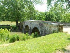 Burnside's Bridge, Antietam, Maryland