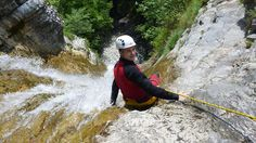 Canyoning am Gardasee mit Freelife Outdoorsport Abseiling, Lake Garda, Tours