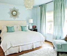 Bedroom Colors Blue And Green light blue gray paint colors   blue gray bedroom, grey bed and