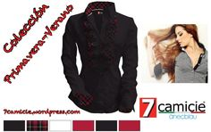 Woman 7 Camicie. Elegantes por naturaleza.