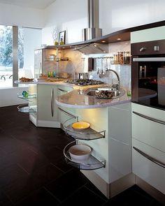 Moderne Kleine Küche Design Von Snaidero | Desgin | Pinterest | Interiors  And Kitchens