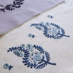 Yumiko higuchi embroidery's photo.