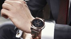 LG Urbane- All-Metal Stylish Android Wear