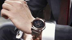 LG Urbane- All-Metal Stylish Android Wear