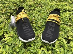 Men and Women Human Race NMD HU Boost Sport Walking Basketball Running Shoes Sneaker Black #adidas shoes #adidas human race women #adidas human race nmd
