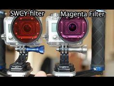 Tip #118 GoPro - SRP GR vs SWCY Filters Underwater Comparison
