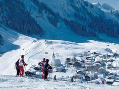 Berwang, Austria see you in February!