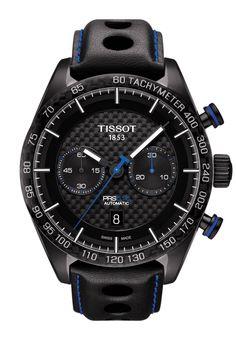 Alpine : des montres bleu passion !