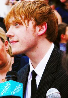 Rupert Grint - New York premiere Deathly Hallows part 2.