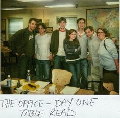 35 Behind-The-Scene Photos From The Office That Youve Probably Never Seen Before - Prank - Prank meme - - So many Office memories! The post 35 Behind-The-Scene Photos From The Office That Youve Probably Never Seen Before appeared first on Gag Dad. The Office Show, Office Tv, Prison Mike The Office, The Office Dwight, Office Table, Fandoms Unite, Office Jokes, Funny Memes, Hilarious