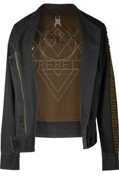 These Jyn And Cassian 'Rogue One' Jackets Are Looking For Pilots