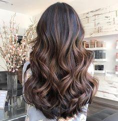 Gorgeous balayage hair color