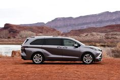 2021 Toyota Sienna design was inspired by Japanese bullet trains - Roadshow Toyota Hybrid, Sheet Metal Work, Sienna, Good Looking Cars, Built In Refrigerator, Chrysler Pacifica, Audi Cars, Japanese Cars, How To Look Pretty