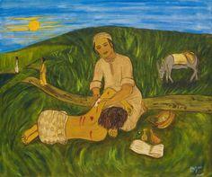 The Good Samaritan, by Hanna Varghese