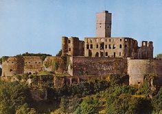 Königstein im Taunus, Germany THe castle my mom grew up by.