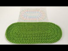 Tığ İşi Oval Çanta / Sepet Tabanı Yapımı - YouTube Crochet Borders, Crochet Stitches, Crochet Patterns, Crochet Purses, Bargello, Bead Crochet, Jewelry Patterns, Tabata, Hand Knitting