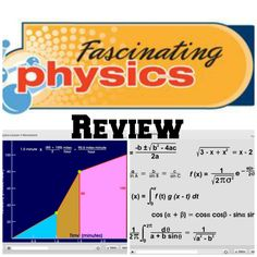 The following is a review of Fascinating Physics by Fascinating Education.This is an online Highschool Physics Curriculum with 15 lessons. In each lesson. there will be a video, script and test associated with it. Answer Keys and a PDF version of the quiz are also available and are under another password protected area away from [...]