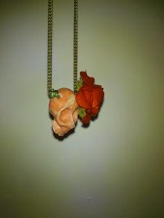 Necklace skull