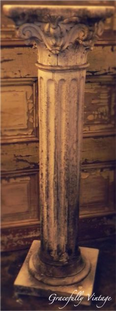 Need to get my hands on a Vintage Column