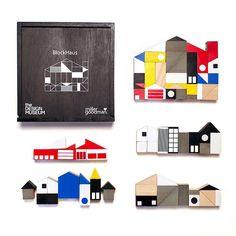 Miller Goodman: The Art of Play http://petitandsmall.com/miller-goodman-wooden-toys/