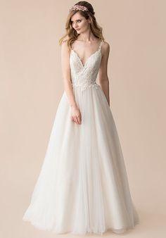 Moonlight Tango T808 A-Line Wedding Dress