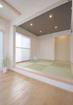 Japanese Style House, Japanese Home Decor, Interior Design Inspiration, Home Decor Inspiration, Japan Room, Washitsu, Tatami Room, Japanese Interior Design, Style Japonais
