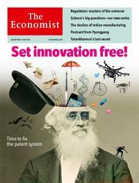 August 08, 2015 issue of The Economist - Asia Edition