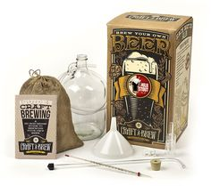 Amazon.com: Craft a Brew Chocolate Milk Stout Beer Brewing Kit: Kitchen & Dining