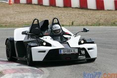 KTM X-Bow Gama X-Bow Gama X-Bow Descapotable Exterior Frontal-Lateral