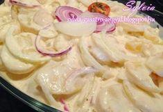 Majonézes burgonyasaláta Sylvia Gasztro Angyal konyhájából recept képpel. Hozzávalók és az elkészítés részletes leírása. A majonézes burgonyasaláta sylvia gasztro angyal konyhájából elkészítési ideje: 40 perc