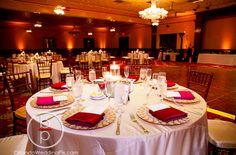 Ballroom at Church Street: Heather and Joe's Regal Wedding  