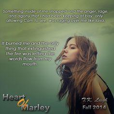 #HeartOfMarley #ComingSoon #ImSorryMarley #UglyCry