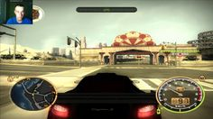 Need For Speed MostWanted 14 Go to Earl