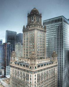 Jeweler's building #Chicago