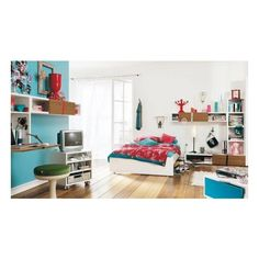 Cool Teen Room Designs by Hulsta