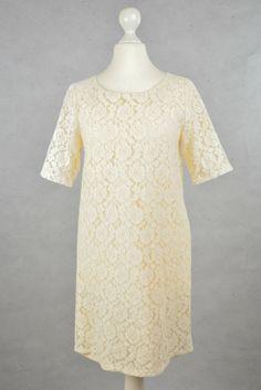 Süsses Spitzenkleid von Vero Moda online kaufen - Grösse M - Marke Vero Moda | Vintage-Fashion Online Shop fürs Verkaufen und Kaufen