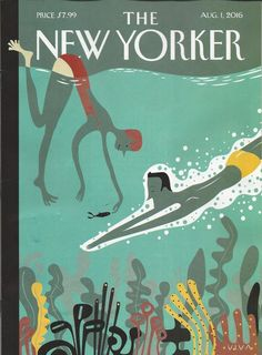 The New Yorker magazine August 1 2016