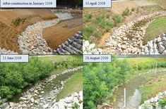 Restoring an urban river bed to its natural Eco-system; A Singapore experiment Landscape Architecture, Landscape Design, Wet Design, Parque Linear, Benefits Of Gardening, Ecology Design, Rio, Water Treatment, Eco System