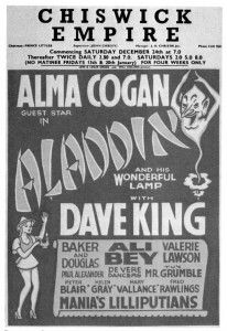 Alma Cogan in 'Aladdin' at the Chiswick Empire - A Beautiful Glossy Art Print Taken From a Vintage Theatre Poster Cloud Drawing, Drawing Templates, Local History, Vintage Japanese, Erotic Art, Aladdin, Order Prints, Theatre, Empire