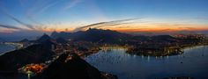 Rio Panorama by Raymond Choo on 500px