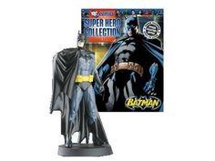 #01 - Batman Lead Figure & Magazine by Eaglemoss Publications LTD @ niftywarehouse.com #NiftyWarehouse #Batman #DC #Comics #ComicBooks