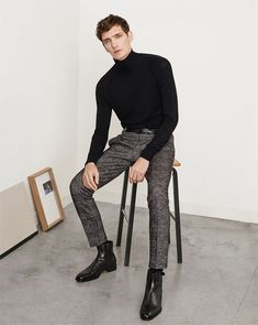 Yannick Abrath for Zara Fall Winter 2015