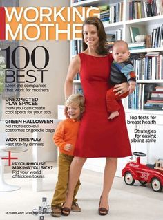 Free Subscription to Working Mother Magazine