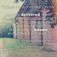 #Africa #Kenya #Christian #missions #missionary #quote