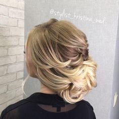 Wedding Hairstyle| Bridal hairstyle