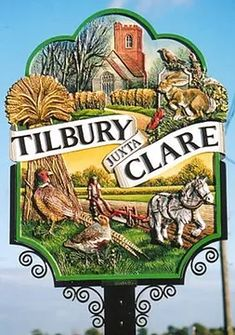 Village Sign Makers for over 35 years, Hand Carved, Cast Aluminium, Pierced Metal and GRP. Fairytale Cottage, Storybook Cottage, Village People, English Village, Sign Maker, Decorative Signs, Signage Design, Tilbury, Shop Signs