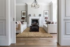 Rothbury Developments acquired this tired property in Barnes, South West London in late 2012. Their main objective was to redevelop the property in order to create a luxury home in Barnes for resale. The 1930's semi-detached house was significantly remodelled and enlarged to create a spacious family home. A two...