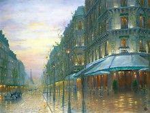 Robert Finale Cafe de paris