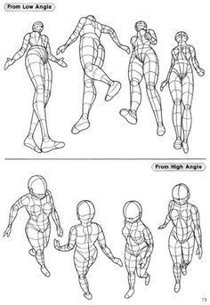human body perspective - Cerca con Google